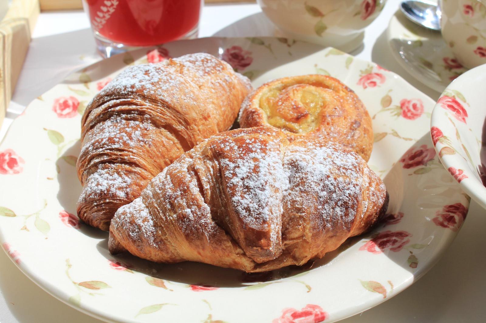 cornetti colazione Blanc Maison