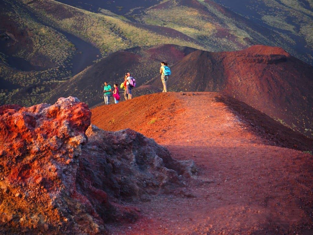 Etna Sunset 3